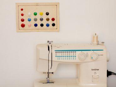 Machine à coudre débutant : apprendre à coudre