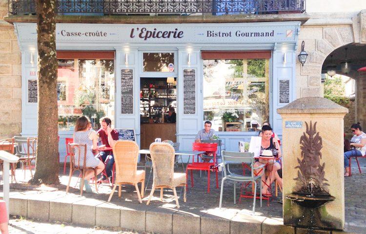 epicerie à Auray