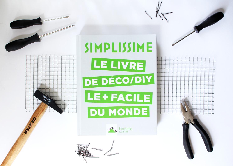 Leroy Merlin Teinture Textile simplissime - le livre de déco le + simple du monde – vert