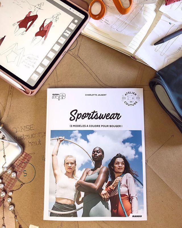 Le livre de couture Sportswear