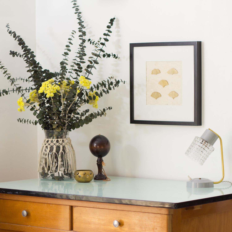 Décorer un vase avec du macramé